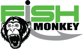 FISH MONKEY LOGO - Fishing