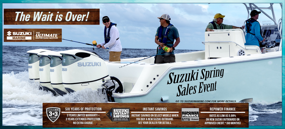 Suzuki Banner 3 - Specials