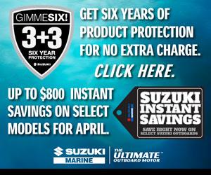 Suzuki Webbanner 1 - Specials